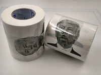 Wholesale Toilet Paper Print - Party Gag Gifts Bathroom Toilet Paper with Donald Trump Photo Printing 3 layer Toilet Paper with USA President Drawing Donald Paper