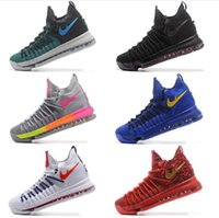 Wholesale Mens Shoes Durant - 2017 New Arrival Kevin KD 9 Elite Men's Basketball Shoes for Top quality KD9 Durant IX BHM Mens Sports Sneakers Size 7-12