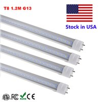 UK led g13 tube 18w smd - T8 LED Light Tubes 4 ft 4feet 18W 22W 28W Bulbs Lighting LED Fluorescent Tube 4ft G13 Single Row SMD2835