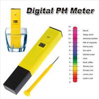 Wholesale Cheapest Digital Pen - Wholesale-2016 Cheapest Pocket Digital PH Meter Test Pen TDS Tester Water Quality Test PH Meter TDS Digital Tester Aquarium Pool Water