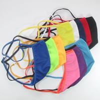 Wholesale Underwear Men Swim - Mens String Thong Fashional Panties Bulge Contoured Pouch G1751 Stretchy Swim mens underwear