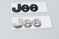 Wholesale Car Commander - 1PCS 3D Grand CHROME Metal Hood logo for JEEP Emblem Sticker Decals for car logo Commander Grand Cherokee Comanche CAR STYLING