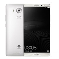 Wholesale Huawei Mate Cell Phone - Original Huawei Mate 8 4G LTE Phone 6.0 inch Kirin 950 Octa Core 3GB RAM 32GB ROM 16.0MP Unlocked Cell Phones