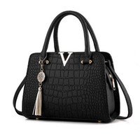 Wholesale Ladies Fashion Shoulder Hand Bags - Women Handbags Famous Designer Brand Bags Luxury Ladies Hand Bags and Purses Messenger Shoulder Bags