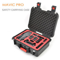 Wholesale Camera For Fpv - PGYTECH safety carrying case for DJI mavic pro Camera Drone Accessories Fpv RC