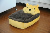cani da cartone animato Big Size Large Dog Bed Mat kennel Matto morbido Pet Dog Cucciolo Gatto Casa calda casa peluche Cozy Nest Cani Casa Pad Luxury
