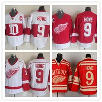 timeless design 25569 bb2b0 9 gordie howe jersey mikes