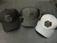 Wholesale Top Quality Ball Caps - wholesale Top quality newest Brand PP Skull Caps Hip Hop embroidery Brand Baseball Hat Snapback cap for Men Women