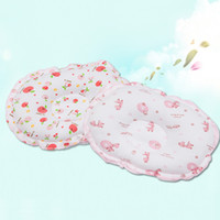 Wholesale Organic Newborn Set - Newborn Baby Setting Pillow Defensive Head Cartoon Pillows Pure Cotton Organic Cottons Supple Circular Colorful Hot Sell 3 8tx J R