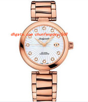 Wholesale Switzerland Watches Automatic - Fashion Luxury Watches Gold 2017 Switzerland Women Watch Top Brand Wristwatches Sapphire Full Stainless Steel