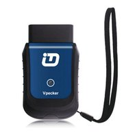 Bluetooth Vpecker OBD2 BLUETOOTH Scanner de diagnóstico automático Automotivo Escaner Automotriz Diagnostic-Tool Free Update