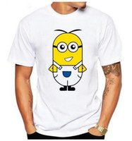 Wholesale Geek Tee Shirts - 2017 Pegman Minions Super Hero T-Shirt Cartoon Comic T Shirts Tshirt Geek TeeS-XXXL ghngf