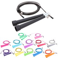 Wholesale wire 13 for sale - 13 Colors Adjustable Skipping Rope M Speed Steel Wire Skipping Jump Rope Crossfit Crossfit MMA Box Gome Gym Fitnesss Equipment