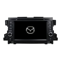 Wholesale Cx Dash Gps - Free shipping Android 5.1 Car DVD player for Mazda CX-5 with 7inch HD Screen ,GPS,Steering Wheel Control,Bluetooth, Radio