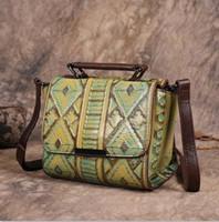 Wholesale European Girls Totes - 2017 Womens party shoulder bags Free shipping girl casual bags Italy Women messenger baobao ladies hand bags Branded LOGO totes Handbag