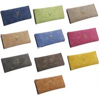 ingrosso borse di monete del rhinestone-Borse della frizione di modo strass portafogli portafogli portafogli portamonete portafogli per portafogli per ragazze