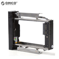 """Wholesale Hdd Mounts - Wholesale- New ORICO 3.5"""" Internal HDD Internal Enclosure Mobile Rack 5.25 Bay Stainless Internal Hard Drive Mounting Bracket Adapter"""