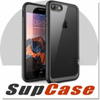 Wholesale Blue Green Beetle - Supcase For iPhone 7 Case iPhone 7 Plus Cases Unicorn Beetle Style Premium Hybrid Protective Clear Bumper Case Scratch Resistant