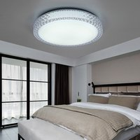 24W Round LED Ceiling Lights with Knob Switch Cheap Surface Mounted LED  Ceiling Lights for Home