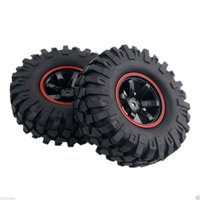 Wholesale Electric Rc Jeep - RC HSP 701A-7006 Wheel 96mm Rock Climbing Tires For 1:10 Jeep Wrangler SCX10 D90