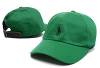 Wholesale Dark Green Top Hat - Top Sale! Unisex Women and Men Baseball Hats Fashion Ball Caps Adjustable Casual Golf cap