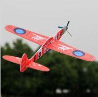planador de motor rc venda por atacado-KT Espuma Placa Mágica Rc Aviões Su 27 Modelo de Controle Remoto Elétrico Avião Brushless Do Motor Rc Planador Brinquedos DHL grátis