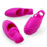 Wholesale Male Shoes Adult - Waterproof Hot Selling woman Dancer Finger Vibrator, G Spot Stimulator Dancing Finger Shoe, Adult lesbian Sex Toys for Female,Sex Products