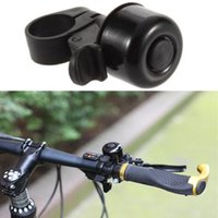 Wholesale Bicycle Rings - Hot Sale Aluminum Alloy Loud Sound Bicycle Bell Handlebar Safety Metal Ring Environmental Bike Cycling Horn
