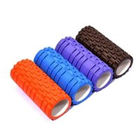 Wholesale 33x14cm Crossfit Trigger Point Foam Roller For exercise back muscles Pilates Yoga Training Physical Therapy Massage