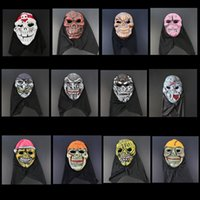 Wholesale Terror Mask Film - Wholesale 2017 Halloween Terrorist mask Eva mask Costume party mask There is no horror, only more terror face
