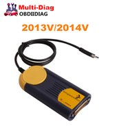 Accessibilité Multi-Diag 2013V J2534 Pass-Thru OBD2 Support de périphérique multi-langue i-2014 multi-diag v2014 multi-diag