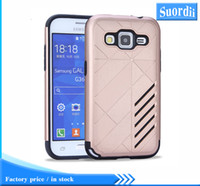 Wholesale S7562 Tpu - 100 pcs lot Caseology Armor TPU PC Rugged Shockproof Defender Hybrid Protective Case Back Cover For Samsung Galaxy A8 A9 S7562 G7106 G360