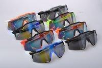Wholesale Gafas Ski - Hot Sale 8 Set Ski Goggles Luxury 100 Speedcraft 100% Outdoor Sports Bicycle Sunglasses Bicicleta Gafas Ciclismo Cycling Glasses Eyewear