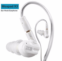 Wholesale Wholesale Oppo Mobile - Moxpad X3 In-ear sports Earphones with Mic for Huawei OPPO ,Mobile Cell Phones,Replacement Cable+Noise Isolating headset