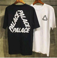 Wholesale T Shirt Washing - PALACE T-Shirt T-Shirt Men's Short Sleeve T-Shirt Skateboards Skateboards tee