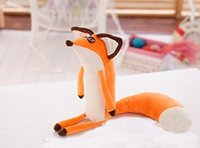 Wholesale Doll Princes - The Little Prince Plush Dolls The Fox 23 Inch Stuffed Animals Plush Education Toys For Baby
