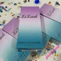 Wholesale Eye Liner Liquid Blue - High Quality Lilash Eyelash Serum Experience the Magic Purified Eyelash Stimulator Eyelash Growth Liquid Eye Liner