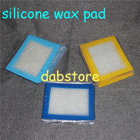 Wholesale Fiber Glass Tools - Non-Stick Silicone Mats Baking Best Glass Fiber silicone dab mat Rolling Dough Pastry Cakes Bakeware Liner Pad Cooking Tools