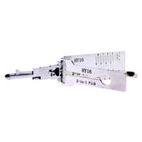 Wholesale Lishi Kia Pick - High quality LISHI for HYUNDAI KIA HY16 2-in-1 Auto Pick and Decoder A165