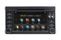 "Wholesale Touch Screen Tv Radios - Touch Screen HD 2 din 7"" Car DVD GPS for Porsche Cayenne 2003-2010 With Radio Bluetooth IPOD TV SWC USB AUX IN Car DVD Player"