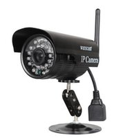 Wholesale Outdoor Night Vision Cctv - Wanscam Megapixel HD Wholesale Wireless WiFi CCTV Outdoor Waterproof Night Vision Webcam Network Security Bullet IP Camera