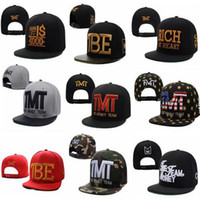 Wholesale Designer Hats Snapback Hats Fitted Styles The Money Team Baseball Ball Cap Boxer Camouflage Snapbacks Hip Hop Hats for Men Women DHL Free