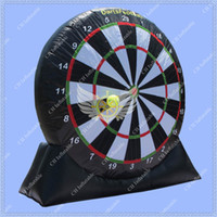Wholesale Develop Board - Giant Inflatable Dart Board, Inflatable Soccer Darts, Inflatable Foot Darts for Sale ,Big Balls and Air Blower Included