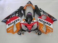 Wholesale Honda F4i Black - New 100% Fit Injection molding for HONDA CBR 600 F4i fairings 2004 2005 2006 2007 CBR600 F4i bodyworks 04 05 06 07 F4i red blue black orange