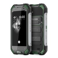 Wholesale Indonesia Stock - Blackview BV6000S 4G Mobile Phone Android 6.0 Quad Core 2GB RAM 16GB ROM 4200mah Original IP68 Waterproof Smartphone In Stock