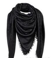 Wholesale Stoles Blue - classic cotton pashmina scarf shawl women silk scarf LEOPARD STOLE M70471