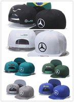 Wholesale Top Hats Sale Cheap - Top Sale Cheap 2016 new cap Lewis Hamiltons Signature Edition snapback hat F1 Champion Racing sports Baseball chapeau Automobile