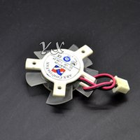 free shipping original video card fan New FS1240-A3112A 12V 0.09A Graphics card fan Diameter 36mm