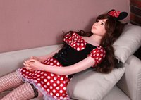 Wholesale Life Size Mens Sex Toys - 2015 new style sex doll,Life size love dolls realistic silicone vagina sex doll lifelike real japanese love doll full body sex toys for mens
