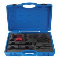 Wholesale Bmw Timing Kit - New Arrival Crankshaft Locking Tool VANOS Engine Timing Tool Kit Suitable For BMW M60 M62 M62TU For Land Rover